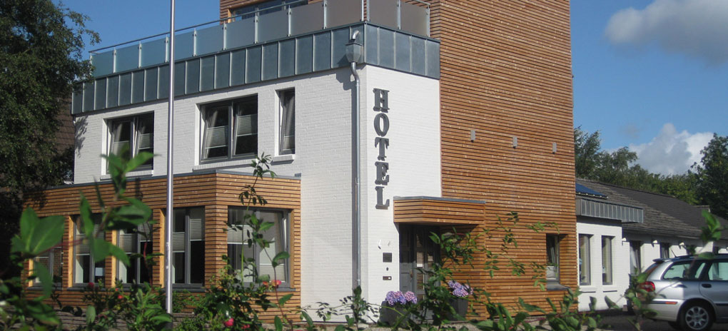 Hotel Inselpension Haupthaus